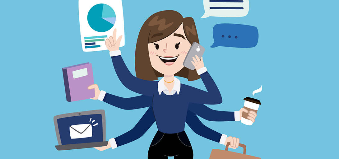 Die 11 besten Wege aus der Multitasking-Falle (Teil 1)
