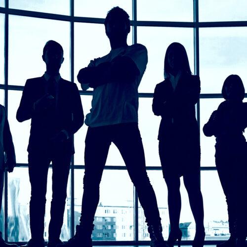 Positive Führungskräfte
